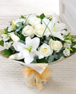 Wonderful-White-Handtied