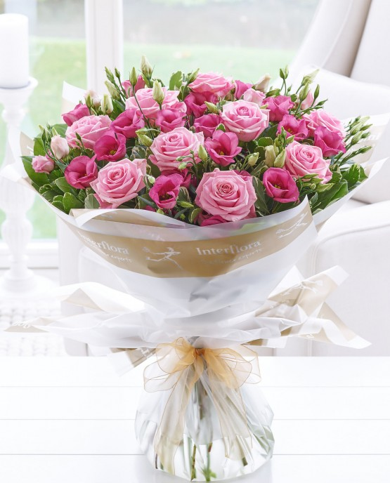 pink-lissainthus-and-rose