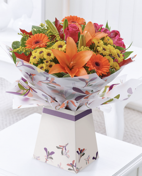 Autumn Cheer Gift Box - Stourport Cooks Florist